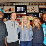 Panthers Fundraiser for Hurricane Harvey Relief 3