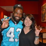 Panthers Fundraiser for Hurricane Harvey Relief 5