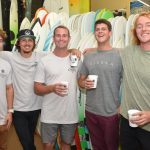 Stewart Surfboards rides Party Wave with Lost Winds Brewery 3