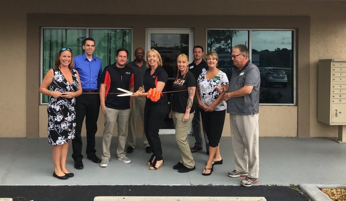 Chamber of Commerce Ribbon-Cuttings