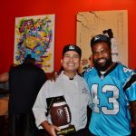 Panthers Fundraiser for Hurricane Harvey Relief 2