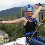 Council on Aging's Over the Edge 1