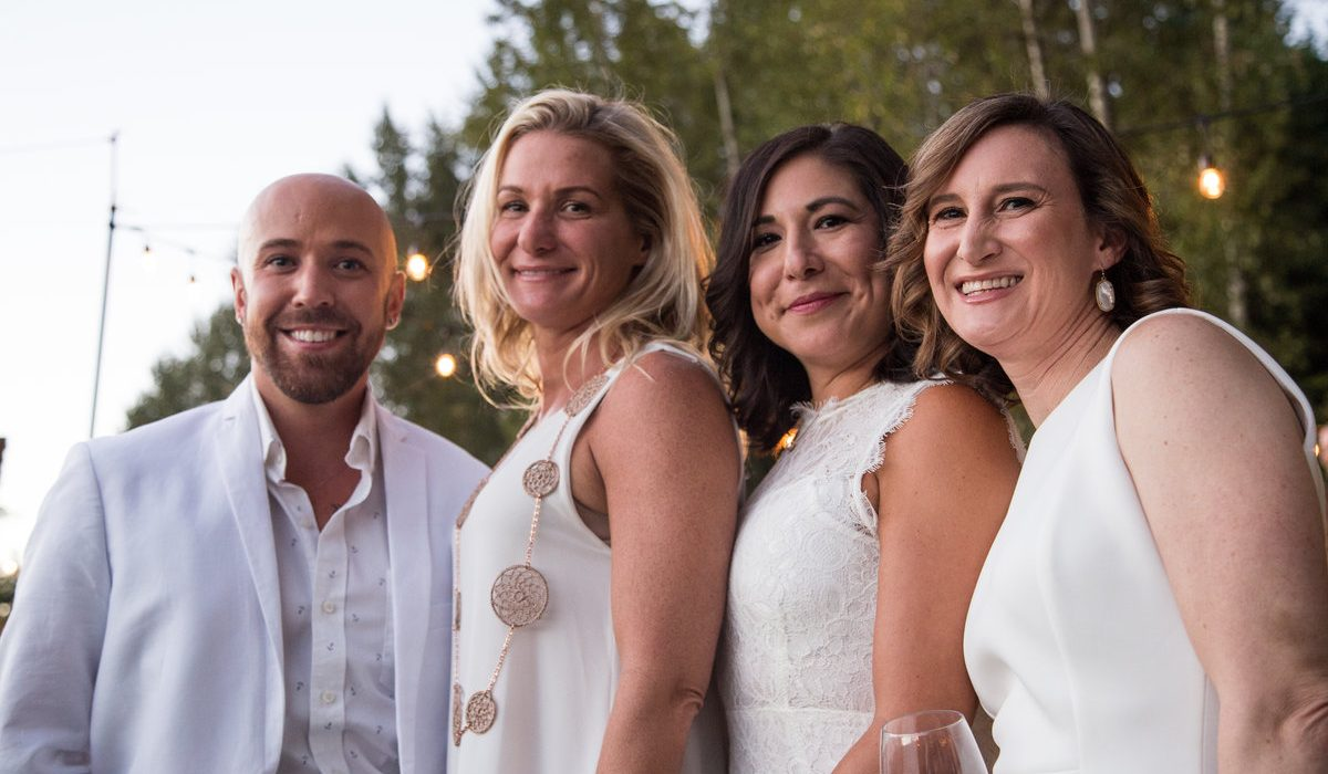 Matthews Winery Hosts White Party 5