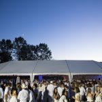 Matthews Winery Hosts White Party 3