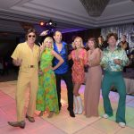 Guests Boogie on Down at Saturday Night Fever-Themed Gala 1