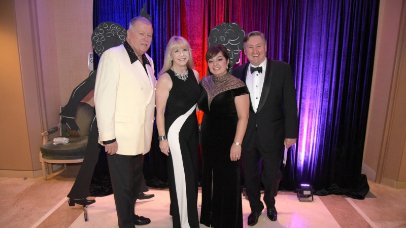 Guests Boogie on Down at Saturday Night Fever-Themed Gala 5