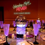 Guests Boogie on Down at Saturday Night Fever-Themed Gala