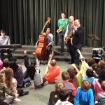 Three Hundred Middle School Students + One 13-year-old Grammy Nominee = MAGIC! 2