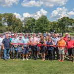 Bluegrass Yacht & Country Club Ribbon-Cutting