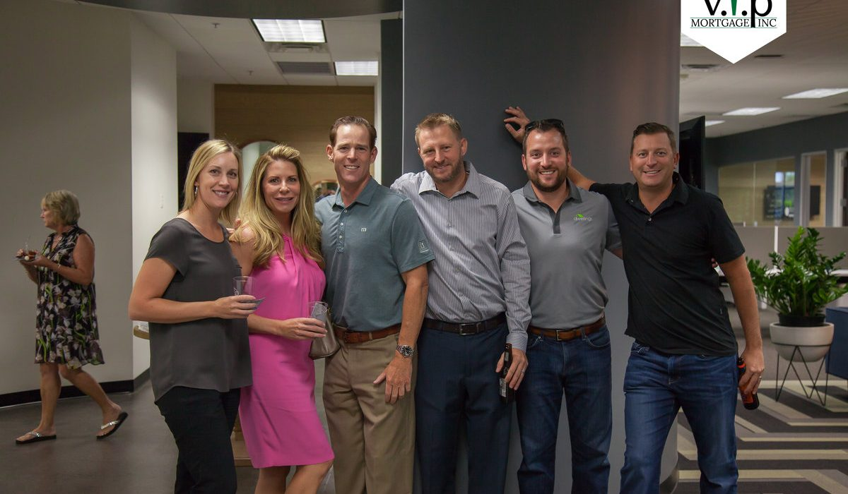 V.I.P. Mortgage Celebrates New Scottsdale Corporate Offices 8