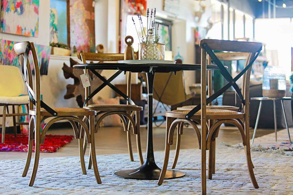Gentil Nuvo Home, Oklahoma Cityu0027s Modern Eclectic Furniture Store, Assists Metro  Residents ...