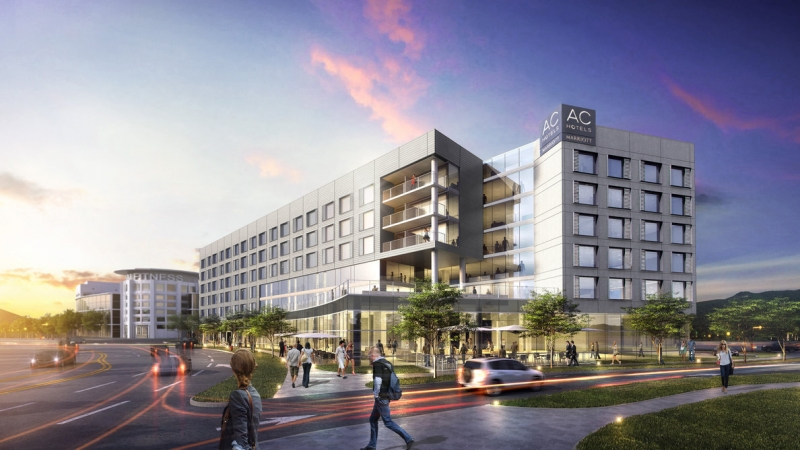 New Opening: AC Hotel Irvine by Marriott 5
