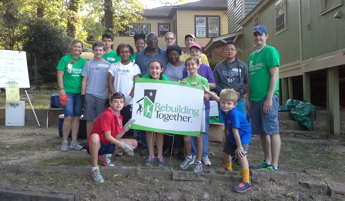 Rebuilding Together Atlanta 1