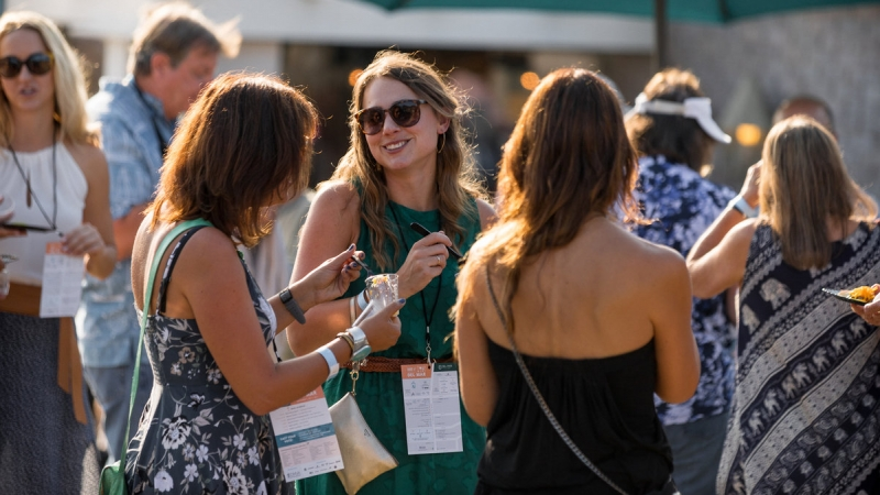 DMVA's Taste of Del Mar Brings Community Together 3