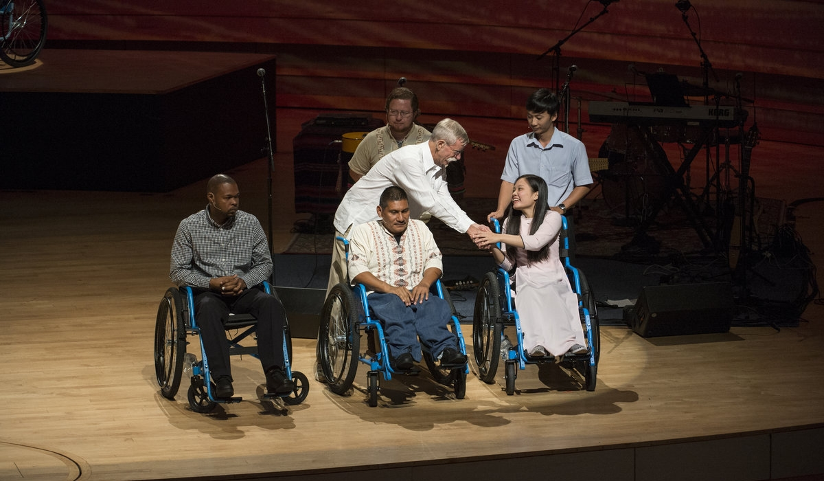 Free Wheelchair Mission Celebrates One Million Lives Changed Through the Gift of Mobility 5
