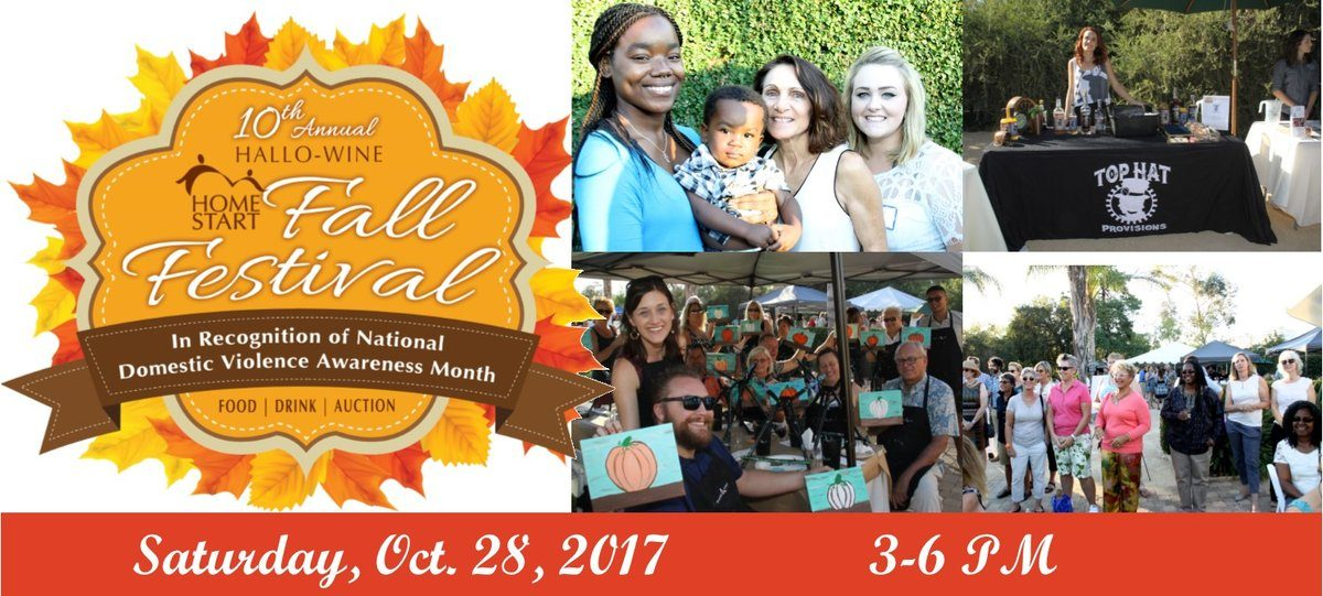 10th Annual Hallo-Wine Fall Festival