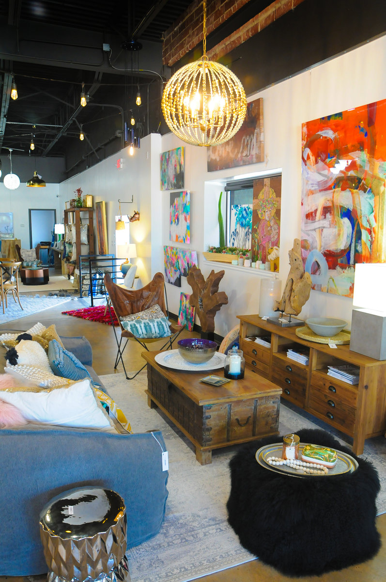 Superieur Nuvo Home, Oklahoma Cityu0027s Modern Eclectic Furniture Store, Assists Metro  Residents ...
