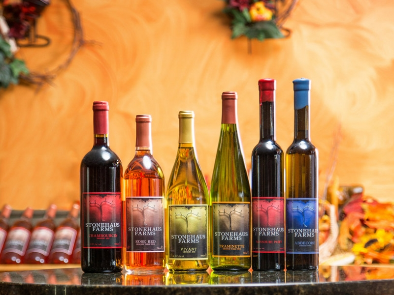 Drink in the Ambiance of Stonehaus Farms Winery 10