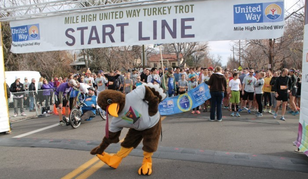 United Way Mile High Turkey Trot