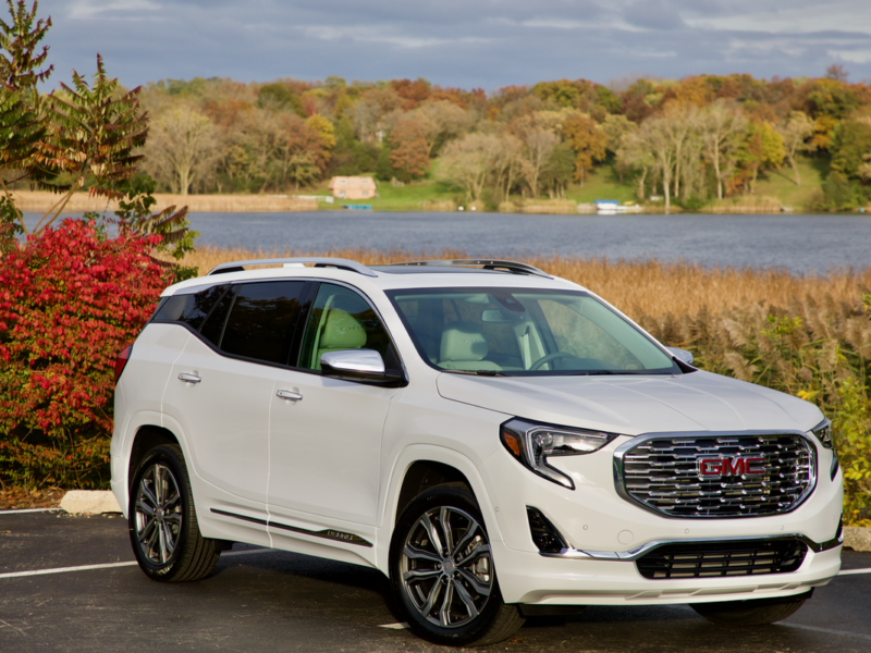 2018 GMC Terrain: A Gift That Keeps On Giving 5