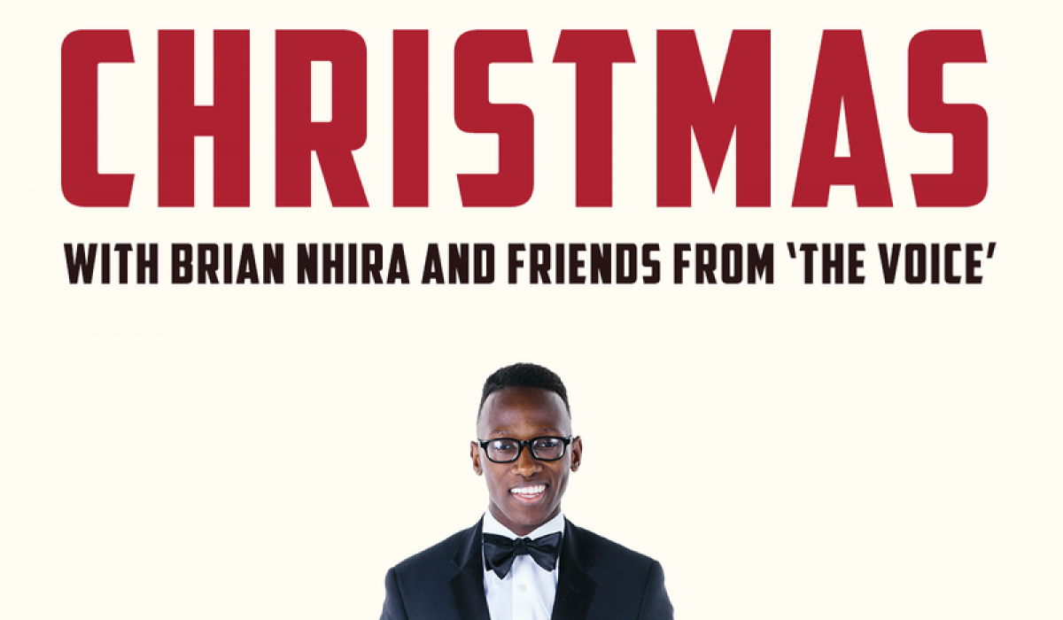 Christmas with Brian Nhira and Friends from 'The Voice'