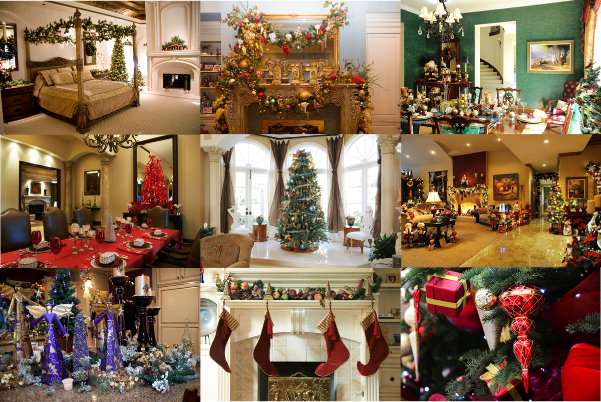 Holiday Home Tours Open Doors for Local Charities 6