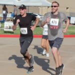 Winning the Fight Holds Stompin' Stigma 5K 4