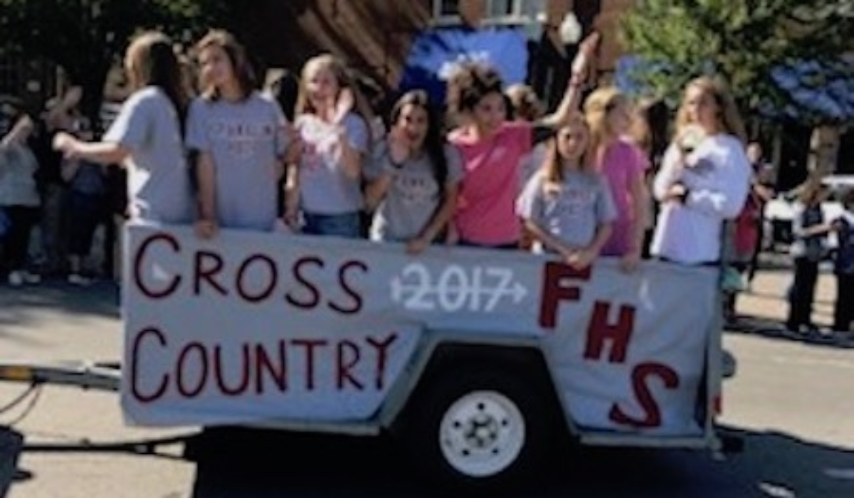 Franklin High School Homecoming Parade 4