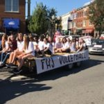 Franklin High School Homecoming Parade 3