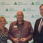 The Junior Achievement's Spirit of Achievement Awards 6