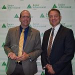 The Junior Achievement's Spirit of Achievement Awards