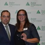 The Junior Achievement's Spirit of Achievement Awards 4