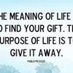 Giving the Gift of Life 1