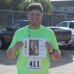 Winning the Fight Holds Stompin' Stigma 5K 5