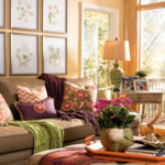 Fun and Functional Decorating Brightens Lake Home 10