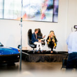 Porsche SD: Meet and Greet with Margie Smith-Haas 1