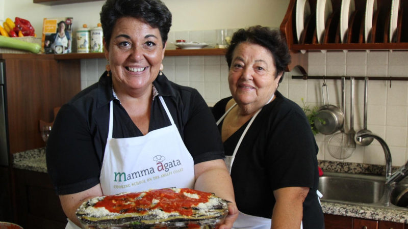 COOKING with MAMMA 1