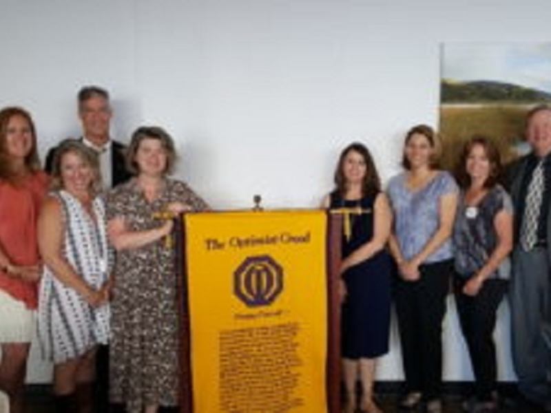 Local Optimists Serve as Community Pillars for Youth 4
