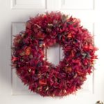 How to Make a Ribbon Wreath 6