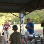 Cross Timbers Rotary Holds Picnic 1