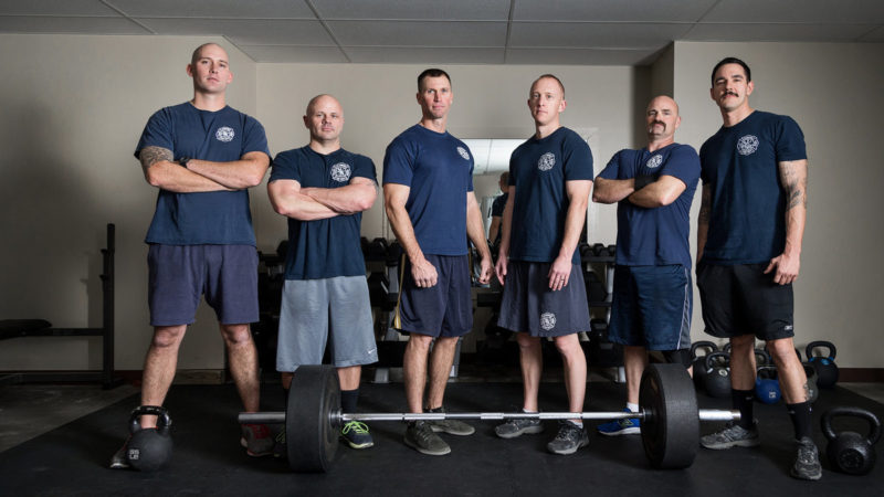 The Leawood Firefighters 11