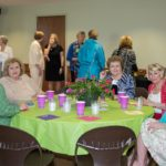 The Leawood Woman's Club celebrated 58 years 2