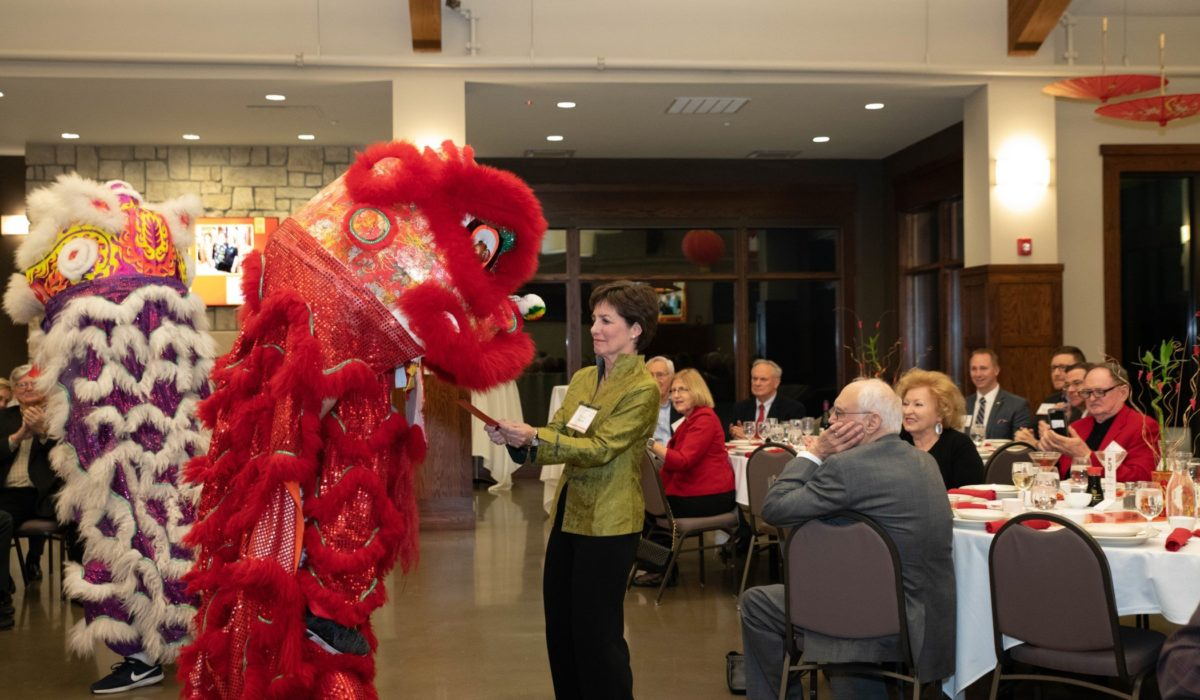 Leawood's Lunar New Year Celebration 16