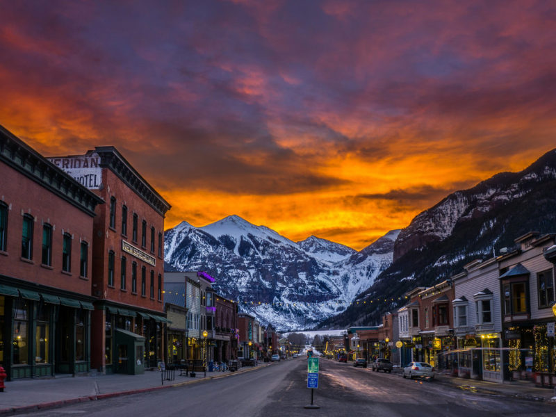 Telluride Anytime 6