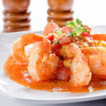Shrimp and Grits 6