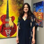 Cork and Canvas: Berkshire Hathaway HomeServices Woodmont Realty's Art Show 3