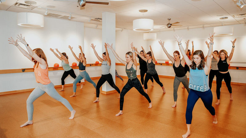 barre3 Grand Opening in Brentwood 3