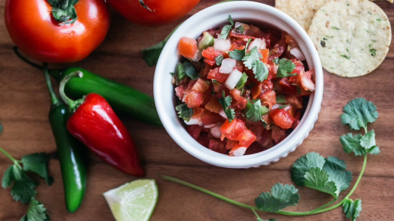 Growing Your Own Salsa 6