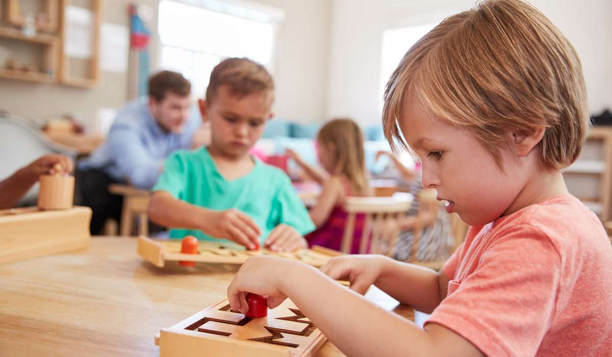 The Montessori Method 4