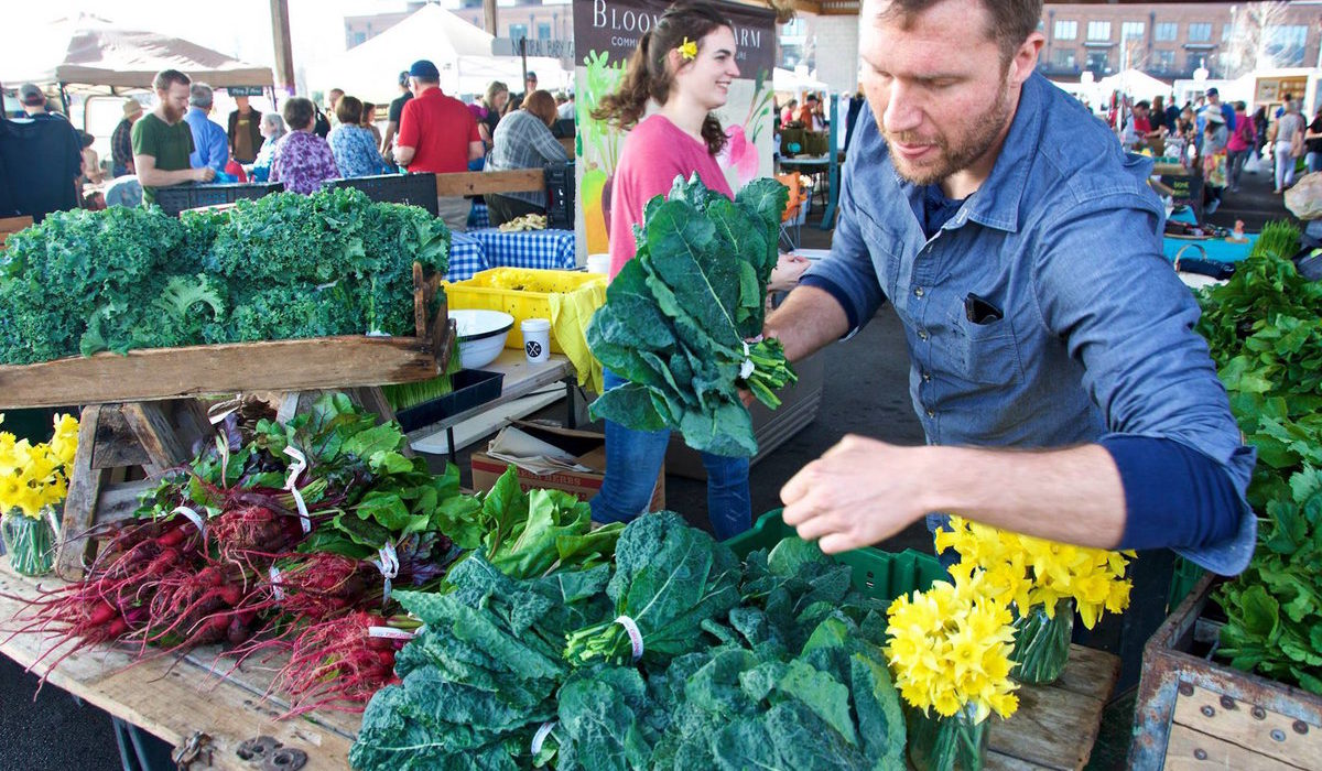 Franklin Farmer's Market Ensures a Sustainable Future 6